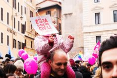 https://flic.kr/p/CuiAZc | Rome 23/01/16 Demonstration on civil unions and gay rights
