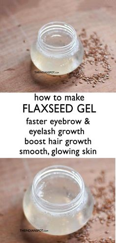 HOW TO MAKE FLAX SEED GEL Flaxseed gel is gaining popularity and is used in a lot of homemade skin care and hair care recipes. Flaxseed have amazing benefits for your skin and hair and can help you save some cash too. Homemade Skin Care, Homemade Beauty, Beauty Care, Beauty Skin, Beauty Tips, Beauty Products, Beauty Ideas, Natural Products, Face Products