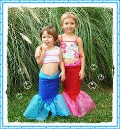 Tootsiegrace Meerjungfrauenschwanz Kostüm