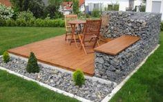 Sie müssen kein Architekt sein, um wunderschöne Dinge für Ihren Garten zu basteln. Die schönsten Gartenobjekte, die Sie mit Steinen machen können! - DIY Bastelideen