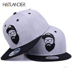 HATLANDER Snapback baseball Caps  FREE SHIPPING ON US ORDERS