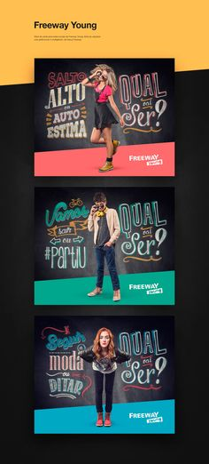 Freeway Young on Behance