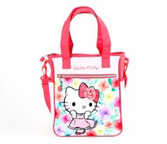 Hello Kitty Shoulder Bag  Summer Jungle  80013f161096b