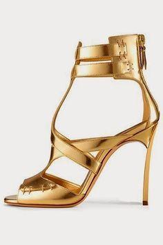 Casadei - Resort - 2014 by Janny Dangerous Dream Shoes, Crazy Shoes, Me Too Shoes, Stilettos, Pumps, Christian Louboutin, Zapatos Shoes, Shoes Sandals, Wedge Shoes