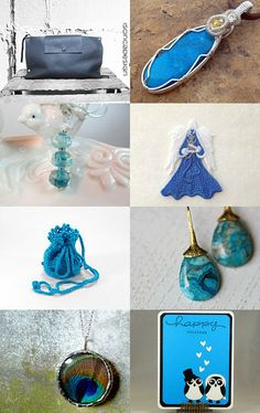 Ice cold blue--Pinned with TreasuryPin.com