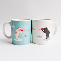 #Meow.  @snapmade #bestfriends #CoupleMugs>https://goo.gl/FxoavU #couple #couplegifts #couplegift #couples #mug #couplemug #mugs #printedmugs #printedmug #sisters