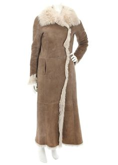 TOSCANA SHEEPSKIN ANAIS SHORT COAT at Joseph | Fashion | Pinterest