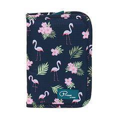 69a10801ab6b Travel Wallet Passport Holder for Women RFID Blocking Waterproof Document  Organizer Credit Card Clutch Bag for Travel Accessories