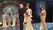Quynh Chi wins beauty pageant in Atlantic City  Nguyen Sieu Quynh Chi from Denmark won the coveted 2015 Miss CoastalVietnam Global crown on July 4 at the Circus Maximus Theater, CaesarsAtlantic City, New Jersey (USA).  #vietnamtravelnews #vntravelnews #vietnamnews  #traveltovietnam #vietnamtravel #vietnamtour