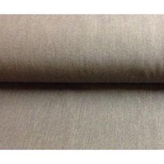 Gabardine elastisch grijs mêlée - Hotstof - Online stoffen en juwelen - Stoffenwinkel
