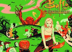 Buffy Season 10 # 8 Halloween Special