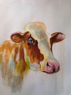 Mijn eerste koe