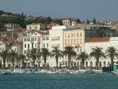 Split, Croatia  I hear this place is beautiful
