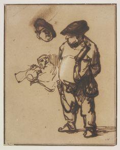 18 Best Rembrandt van Rijn (1606-1669) images   Art diary, Art ... 95c82620238
