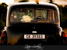 wedding cars, carriages and other transport Black cab taxi wedding car. Wedding cars and transport by Greg Lumley photographer. Wedding cars and transport by Greg Lumley photographer. Black Cab, Wedding Cars, Cape Town South Africa, Car Photos, Professional Photographer, Most Beautiful Pictures, Jeep, Transportation, Wedding Photography