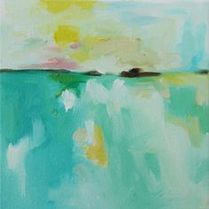 "Image of NEW! ""Oceans14"" 6"" x 6"""