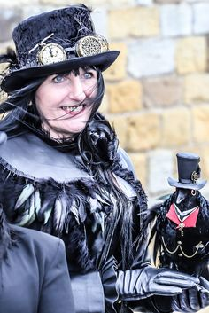 WGW 2015 Whitby Goth weekend | Flickr - Photo Sharing!