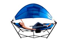 This is one of the best portable folding hammock by Kijaro All In One. Best for outdoor camping.