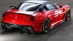 Ferrari 599FXX