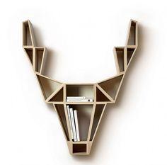 Deer -hylly — BEdesign  - www.bedesign.fi