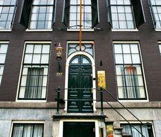 Hotel Seven One Seven in Amsterdam.
