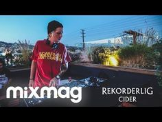 (2) LE YOUTH   Sunset Session in LA w/ Mixmag x Rekorderlig - YouTube