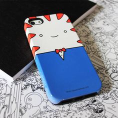 Adventure Time Peppermint Butler Phone Case for iPhone and Galaxy