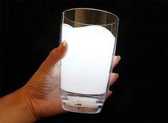 Got Milk Glass LED Night Light? - Fancy