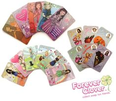 Forever Clover – Swap Cards to ……Swap!