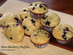 Muffins are a life saver in my house. We are always running around in the mornings before school and looking for a quick bite to eat - or one of the kids will want a quick and easy snack they can j...