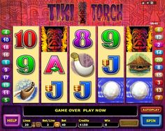 Tiki Torch i l Slot Machine Get your 250 Euros for FREE on your First Play https://www.megajackpot.com/games/tiki-torch/?ref=pinterest