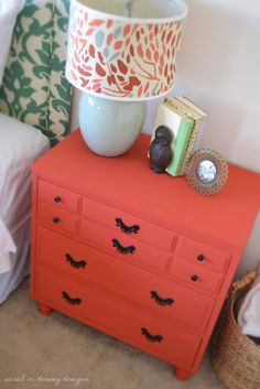 Coral paint for furniture