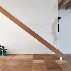 revamped-melbourne-house-austin-maynard-architects-sq | Wood Interior Stair |