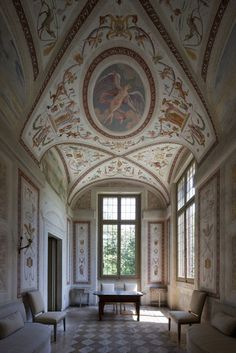 "Villa Foscari ""La Malcontenta"" - Mira, Venezia, Italia / 1550-60 / Andrea Palladio"