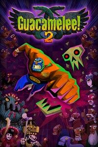 Guacamelee 2 For Xbox One Windows Pc Pre Order For 20 Off 20 16 Super Turbo Xbox One Video Game Art