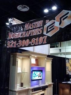 #mastercrafters #Orlandohomeshow#flhomeshow13
