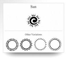maori tattoos and meanings Maori Tattoos, Hawaiianisches Tattoo, Tribal Arm Tattoos, Filipino Tattoos, Maori Tattoo Designs, Sun Tattoos, Marquesan Tattoos, Tattoo Designs And Meanings, Samoan Tattoo