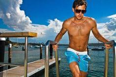 Men's 2012 swimwear. http://vincentcolella.tumblr.com/post/22867752708/mens-2012-swimwear-its-always-funny-to-me-how