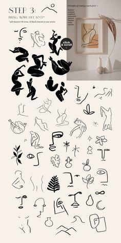 ABSTRACT atelier: art print creator