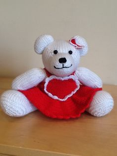 Valentine's Day Berd Bear!