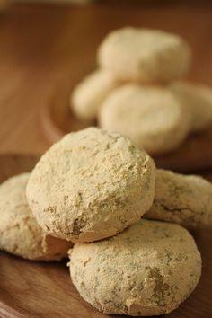 +콩고물단호박찹쌀쿠키 / 노버터,노에그,글루텐프리 : 네이버 블로그 Rice Cookies, Cookie Desserts, Food Plating, Bakery, Food And Drink, Pumpkin, Bread, Snacks, Cooking