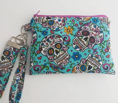 Listing the rest of my instock wristlets now in my Etsy shop.
