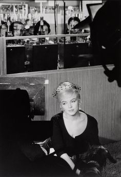 Henri Cartier-Bresson, Marilyn Monroe, Réno, 1961 © Henri Cartier-Bresson…