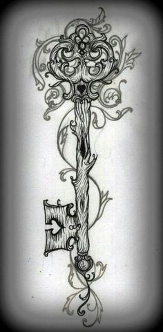 Lock And Key Tattoo Designs Tumblr