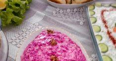 Kırmızı Pancarlı Karnabahar Salatası Tarifi
