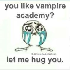 Vampire Academy/VAfamily ♥
