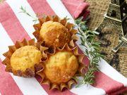 ローズマリーとパルメザンチーズの米粉ミニマフィン | 米粉レシピ | フード・アクション・ニッポン