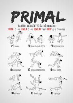 Primal workout