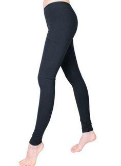 LeggingsQueen Basic Leggings - Black LeggingsQueen. $21.95