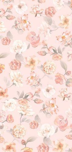 Flowery Wallpaper, Flower Background Wallpaper, Flower Phone Wallpaper, Pink Wallpaper Iphone, Trendy Wallpaper, Cute Wallpaper Backgrounds, Flower Backgrounds, Pretty Wallpapers, Colorful Wallpaper
